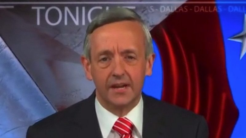 Conservative Christians Must Back Trump in 2020 and 'Break the Backs of the Left,' Says Robert Jeffress | Right Wing Watch