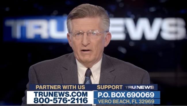 Rick Wiles Says He's Stockpiling Ammunition to Prepare for a 'Violent Civil War' Between 'Pagan Left' and 'Religious Right'