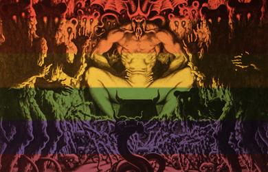 satan worship Gay