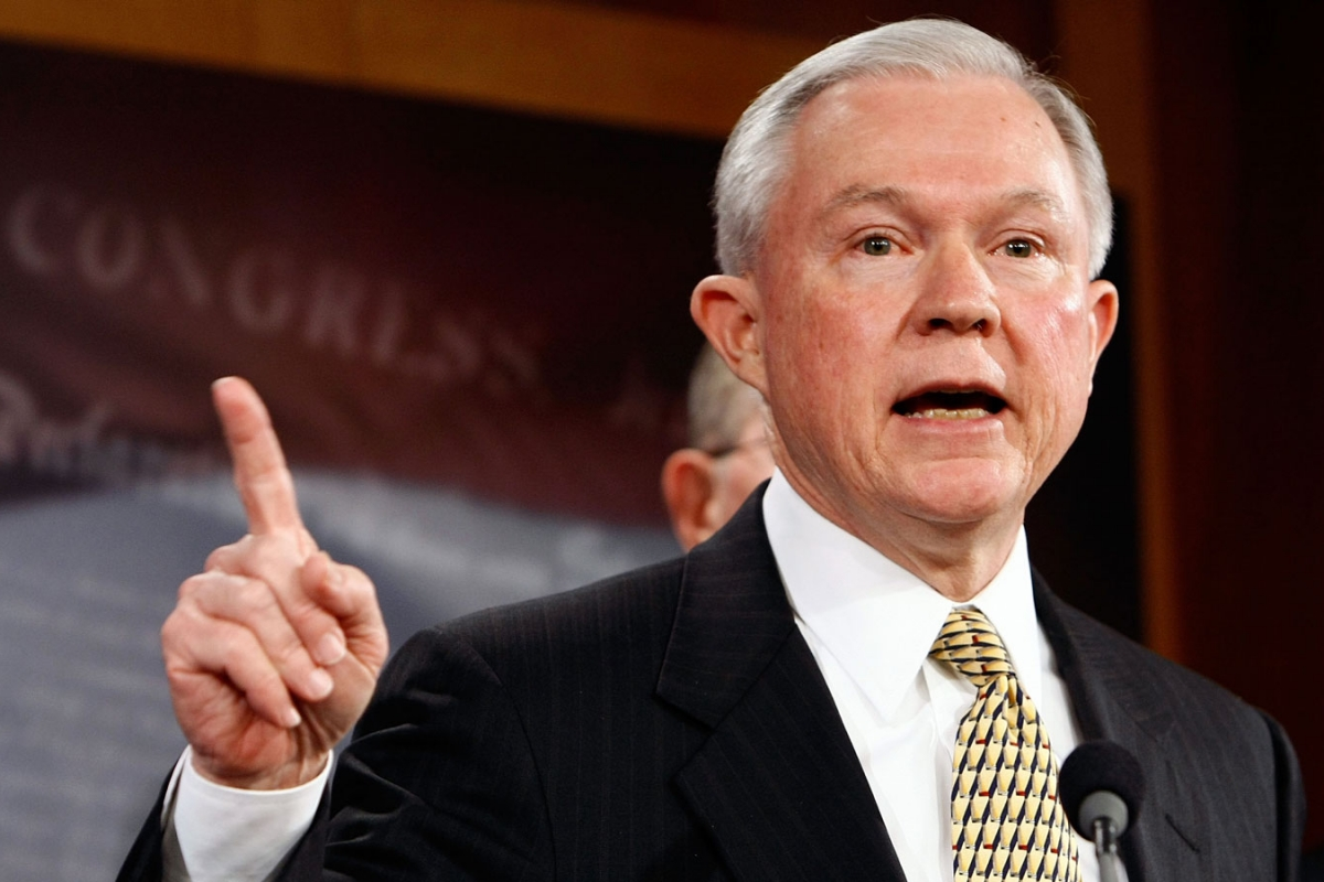US Sen. Jeff Sessions (R-Alabama) is President-Elect Donald Trump's choice for US Attorney General. He's a close ally of Airbus. Photo via Google images.