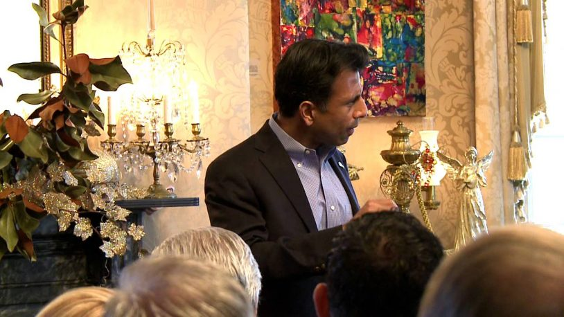 Bobby Jindal Gets A Jump-Start On His Right-Wing Prayer Rally