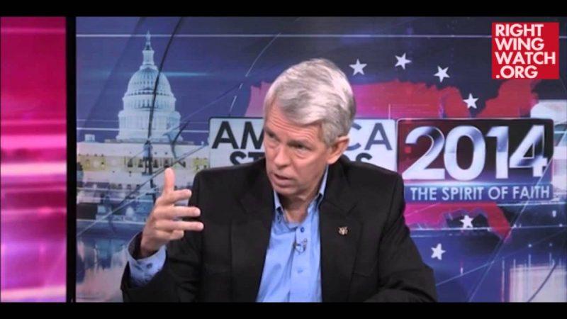 David Barton Says San Antonio's Non-Discrimination Ordinance Has Criminalized Christianity