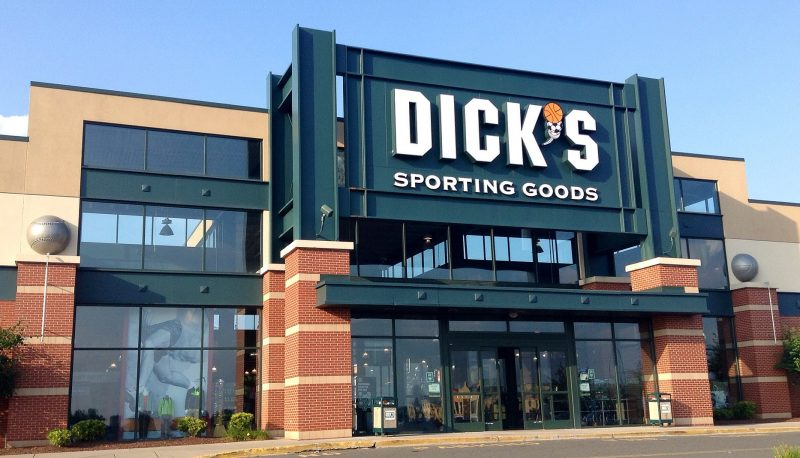 Dick's Sporting Goods says it will destroy firearms pulled from store shelves