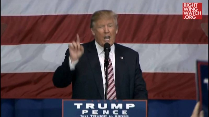 Donald Trump: I Will Respect Election Results 'If I Win'