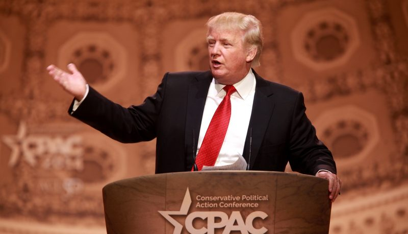 Trump to Address GOP at CPAC Gathering Friday