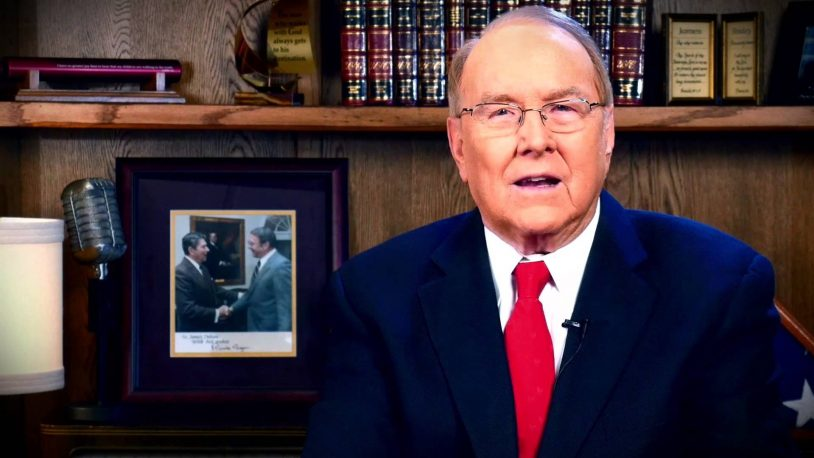 James Dobson: Only Ted Cruz Can Overturn Gay Marriage