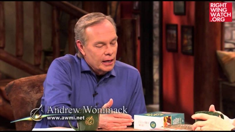 Andrew wommack homosexual marriage