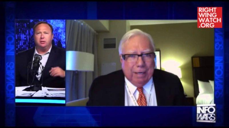 Jerome Corsi 'Exposes' Hillary Clinton's Lesbian Muslim Brotherhood Conspiracy