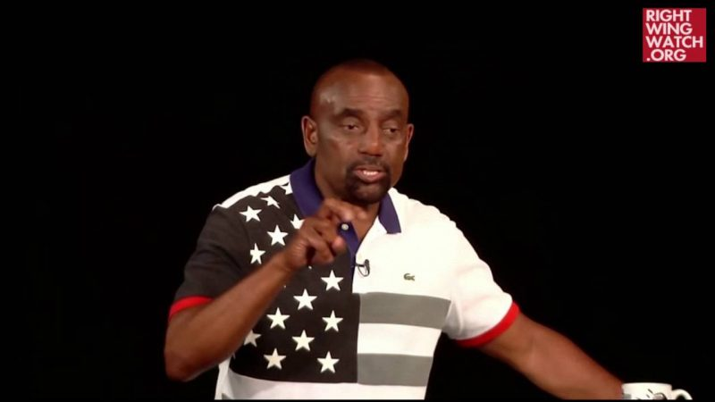 Jesse Lee Peterson: 'Any Man Who Has Anger Is A Woman'