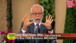 Jim Bakker: Even Your 'Sweet Neighbors' Will Start Eating Babies In The End Times