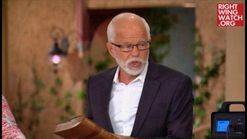 Jim Bakker: People Are Trying To Kill Me For Believing The Bible