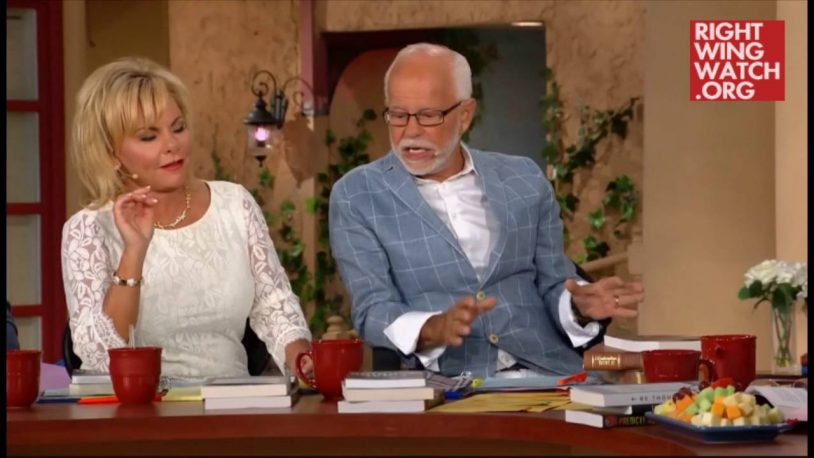 'Jim Bakker Show' Co-host: Muslim Immigrants Are 'Coming Here To Destroy America'