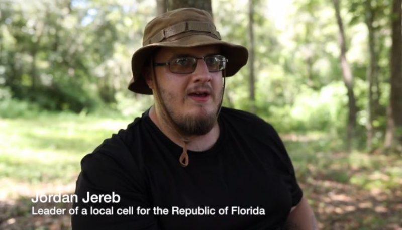 No connection between Florida school shooter and far-right militia