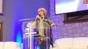 Kat Kerr: Paula White's Prayer Unleashed 'Warring Angels