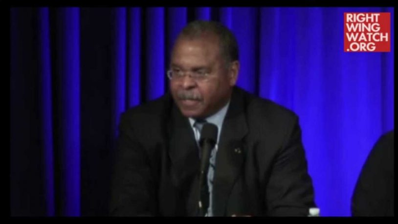 Ken Blackwell: SCOTUS Gay Marriage Decision 'Just As Pivotal' As 9/11, World War II And Civil War