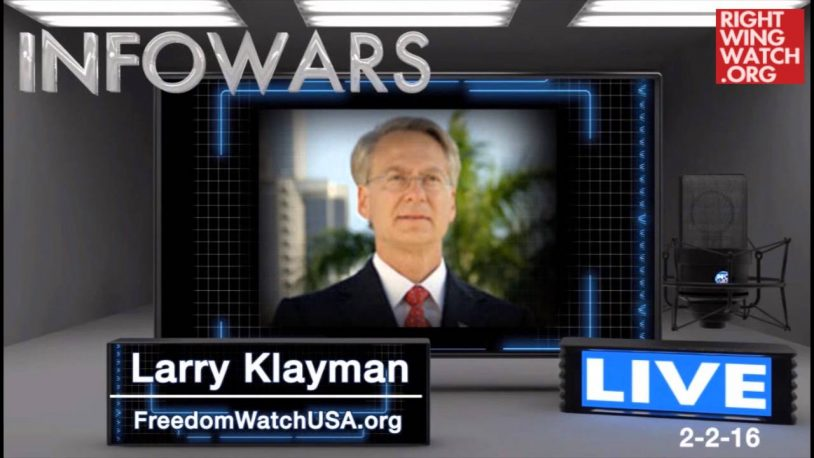 Larry Klayman: Obama Might Stay In Power Indefinitely