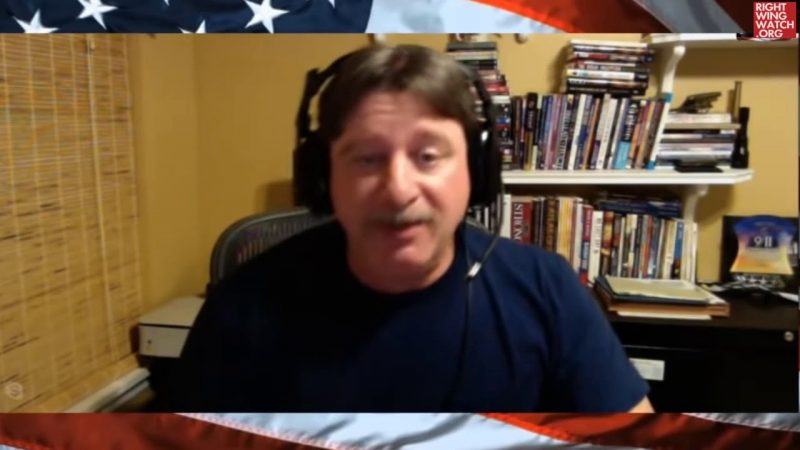 Mark Taylor Is Still Standing By His Failed 'Red Tsunami' Prophecy