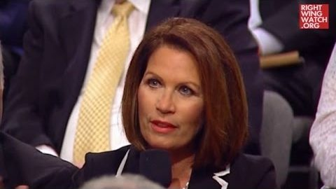 Michele Bachmann: Christians Must Come Together To Elect Trump To 'Glorify A Holy God'