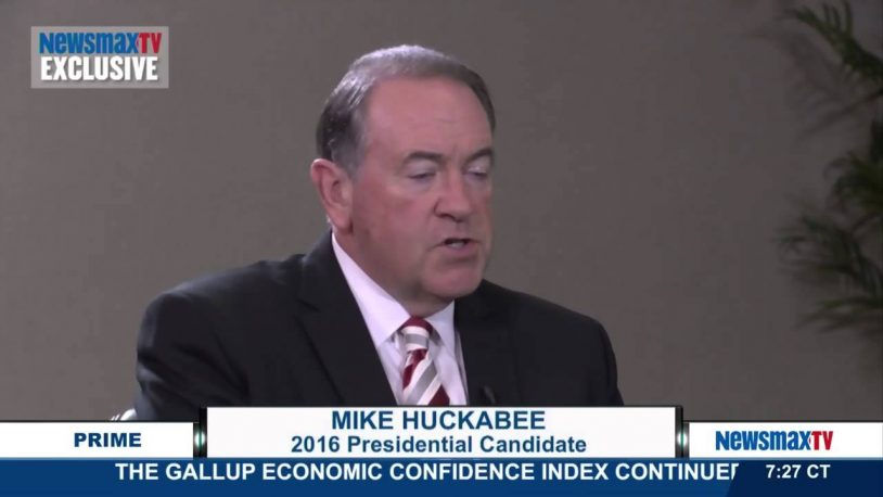 Mike Huckabee: Transgender Service Members Will Hurt Morale, Turn Military Into 'Social Club'