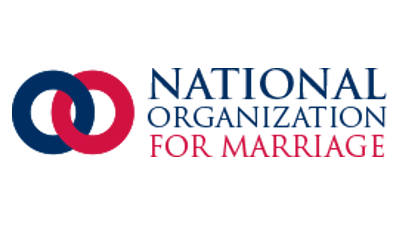 National Organization for Marriage logo