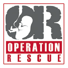 Operation Rescue logo