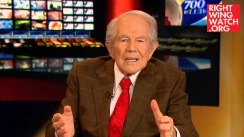 Pat Robertson: Snow In Boston Disproves Climate Change