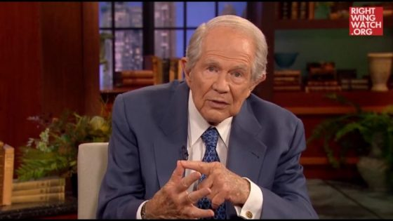 Pat Robertson: Stop Witches From Cursing Donald Trump