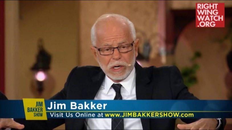 Pro-Trump Televangelist Jim Bakker: America Could 'Blaspheme God' In The Presidential Election