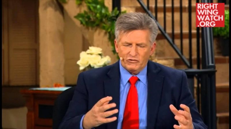 Rick Wiles: America Had A Gay Affair And Now God Wants A Divorce