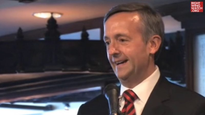 Pastor Robert Jeffress Responds To Mitt Romney and Other Critics