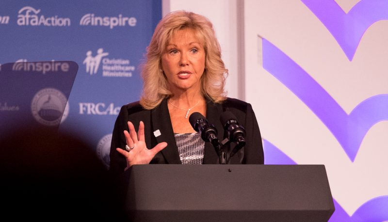 Sandy Rios: When the Left Talks About White Supremacy, 'They're Talking About Christianity' | Right Wing Watch