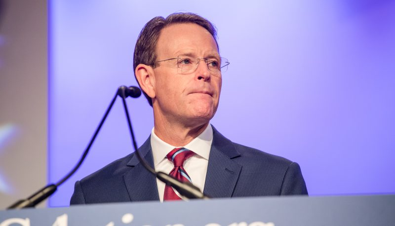 Tony Perkins, Anti-Muslim Religious Right Leader, Waltzes Into the State Department | Right Wing Watch
