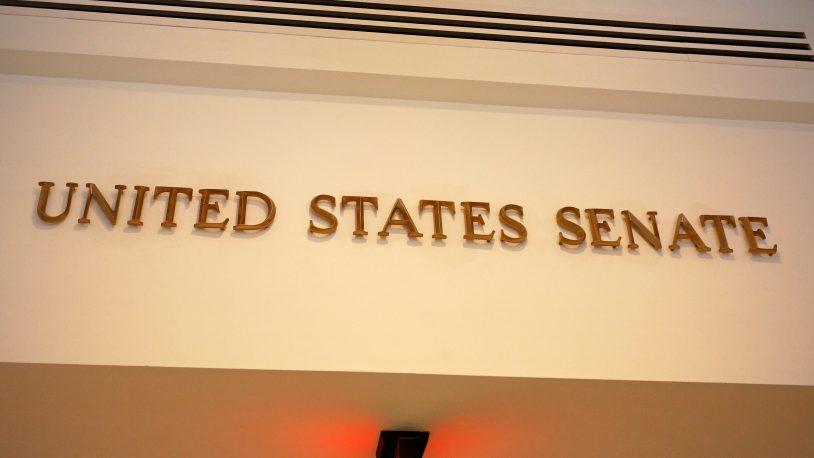 U.S. Senate sign