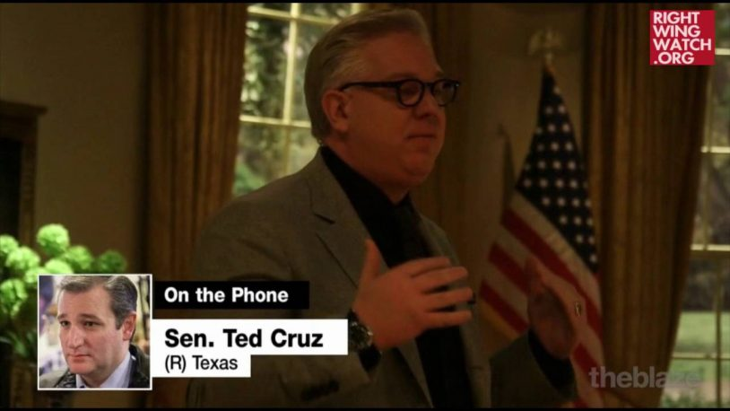 Ted Cruz Tries To Justify Trump Endorsement To A Furious Glenn Beck