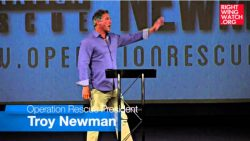 Troy Newman: Sting Videos Designed To 'Completely Destroy' Planned Parenthood