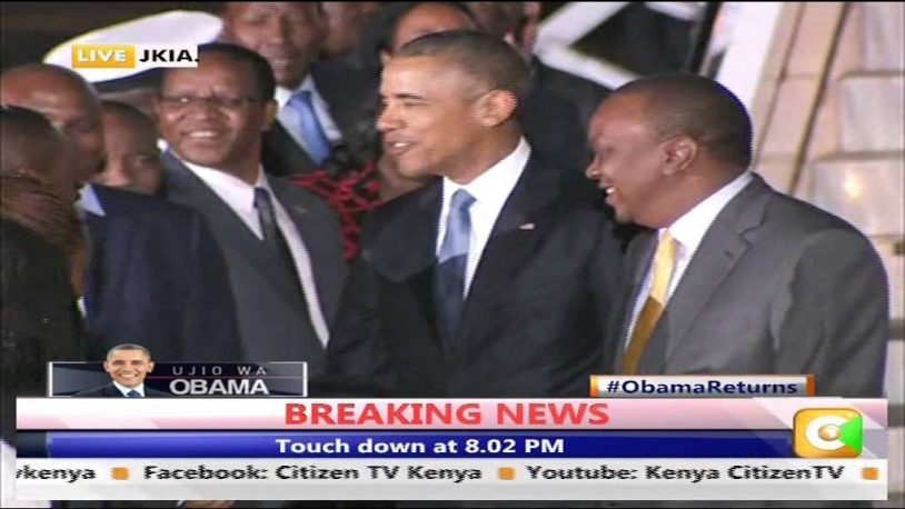 WorldNetDaily Catches Obama's 'Demonic Spirit' In Kenya